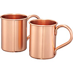 Metal Mugs - Moscow Mule Mug Gift Set