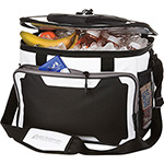 Cooler Bags  - Arctic Zone® Deep Freeze® 24 Can Cooler - White