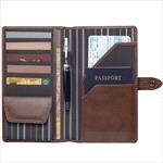 - Cutter & Buck® Travel Wallet - Brown