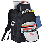 Backpacks - Elleven Rutter TSA 17 inch Computer Backpack - Black