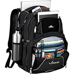 Last Minute Christmas Gift Ideas - High Sierra Swerve 17 inch Computer Backpack