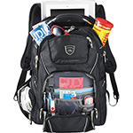 Backpacks - High Sierra Elite FlyBy 17 inch Computer Backpack