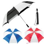 - Vented Folding Umbrella