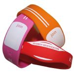 - Custom Silicon Wristbands