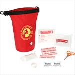 - Venture Waterproof 12-Pc First Aid Bag