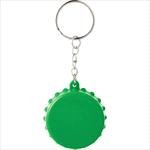 - Beer Cap Keychain with Bottle Opener
