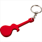 Keyrings - Guitar Bottle Opener
