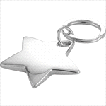 Keyrings - Star-Shaped Key Ring