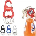 - Keyrings Carabiner with Bottle Opener