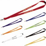 Badge Holders & Lanyards - Lanyard with Lobster Clip