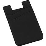 Card Holder - Dual Pocket Slim Silicone Phone Wallet