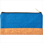 - Heather Pouch with Cork Combo