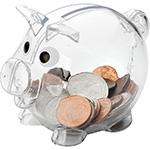 - Mini Piggy Bank