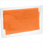 - Microfiber Cleaning Cloth in Case