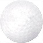 Stress Relievers - Golf Ball Stress Reliever