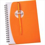 - The Sun Spiral Notebook