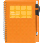 Notebooks & Jotters - The Star Spiral Notebook with Pen-Stylus