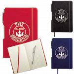 - The Viola Notebook with Metal Pen