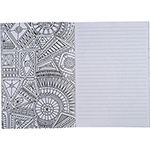 Notebooks & Jotters - Doodle Adult Coloring Notebook