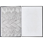- Doodle Adult Coloring Notebook