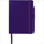 Notebooks & Jotters - Hue Soft Bound Notebook with Pen