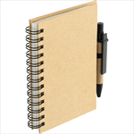 - 4''' x 5''' Eco Stone Notebook with Pen
