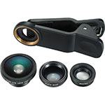 Accessories - 3-in-1 Clip-on Phone Lens Set