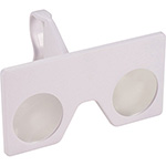 Virtual Reality - Virtual Reality Glasses with 3D Lens Kit