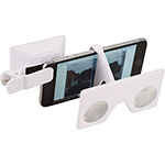 - Virtual Reality Glasses with 3D Lens Kit