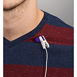 - Clip On Wired Earbuds