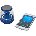 - Rave Light Up Bluetooth Speaker