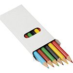 Desktop Items  - Sketchi 6-Piece Colored Pencil Set