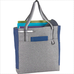 - Logan Zippered Tote