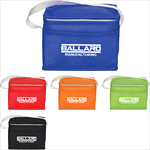 - Budget Non-Woven 6 Can Lunch Cooler