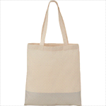 - Silver Line Cotton Convention Tote