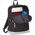 - Vertical Zip 15 inch Computer Backpack
