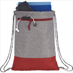 - Logan Drawstring Bag