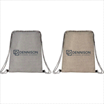- Graphite Non-Woven Drawstring Bag