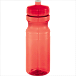 - Easy Squeezy 24oz Sports Bottle -Crystal