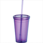 Tumblers & Mugs - Iceberg 16-oz. Tumbler with Straw
