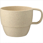 Tumblers & Mugs  - Vert 13oz Wheat Straw Mug
