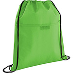 - Insulated Non-Woven Drawstring Sportspac