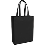 Tote Bags - Mid-Size Laminated Shopper Tote