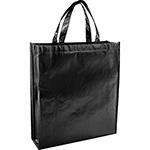 Tote Bags - Metallic Laminated Shopper Tote