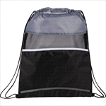 - Mesh Up Drawstring Sportspack