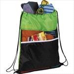 Backpacks - Mesh Up Drawstring Sportspack