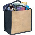 Tote Bags - Medium Jute Gift Tote