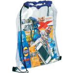 - Rally Clear Drawstring Sportspack