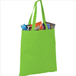 - Basic 4oz Cotton Canvas Tote