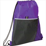 - Free Throw Drawstring Bag
